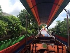 Ballade sur le Chao Praya - Bangkok