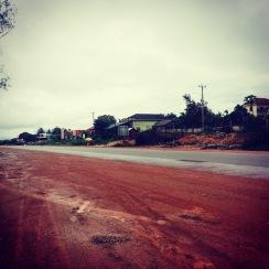 Sur la route du Cambodge...