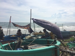 Pêcheurs de Mui Ne - Viët Nam