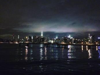 NYC vue depuis Brooklyn